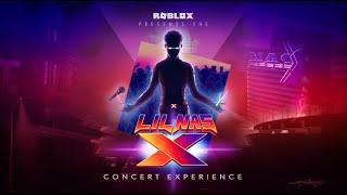 Roblox Presents: The Lil Nas X Concert Experience