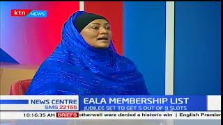 Rehema Dida, Women Rep-Isiolo urges MPs to vote for either Jubilee or NASA nominees for EALA