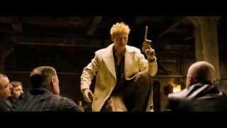 Соловей Разбойник - Драка в баре - Nightingale the Robber - Best Action Scene