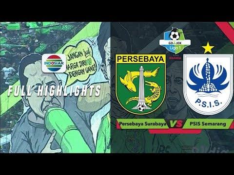 Персебая - PSIS Semarang 1:0. Видеообзор матча 08.12.2018. Видео голов и опасных моментов игры