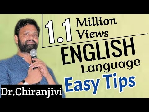 How To Learn - Speaking English - Thoughts - Student - Perfection | Chiranjeevi | TELUGU IMPACT HYD SEPT 2015