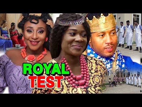Mercy Johnson Hit Movie ''ROYAL TEST'' Season 3&4 - 2019 Latest Nigerian Nollywood Movie