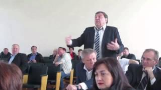 Шишацька районна рада: Обговорення передачі Яреськівської лікарні Яреськівській сільській раді