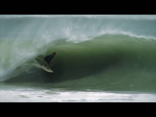 EPIC FLORIDA SURF - HURRICANE IRENE HD