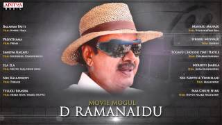 D.Ramanaidu Songs -Jukebox