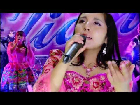 ELIANA De Los Andes - MegaMix Exitos En Vivo / DVD Completo