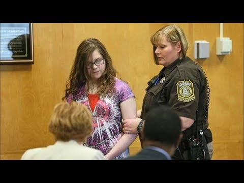Teen pleads guilty to lesser charge in Slender Man stabbing attack | Los Angeles Times