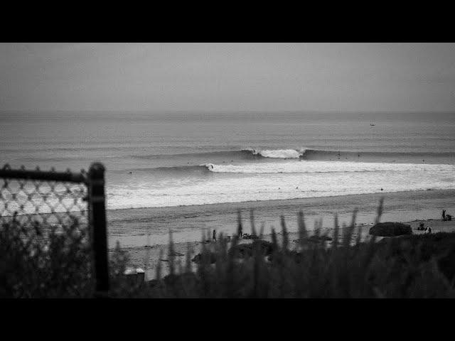 Talento y espectáculo en la meca del surf de California