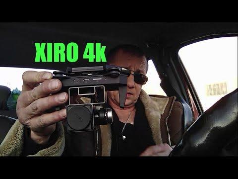 Трёх осевой подвес для Xiro4k.Камера по цене дрона.