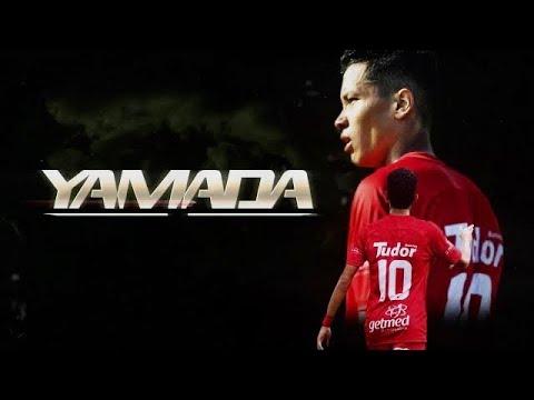 Yamada ● Meio Campo ● Skills & Goals |...