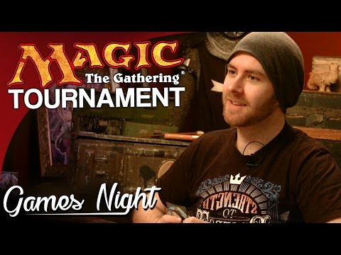 Magic: The Gathering Kaladesh Tournament – Sjin v Tom