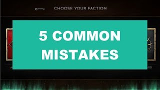 Gwent: Witcher Card Game Tips: 5 Most Common Mistakes to Avoid
