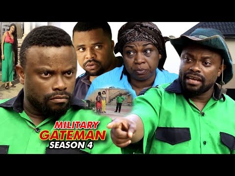 Military Gate-man Season 4 - (2018) Latest Nigerian Nollywood Movie Full HD