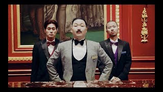 PSY   'New Face' MV