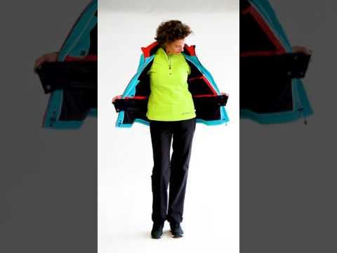 Funktionsbekleidung Winter – Style Inspiration von Angela Bruderer