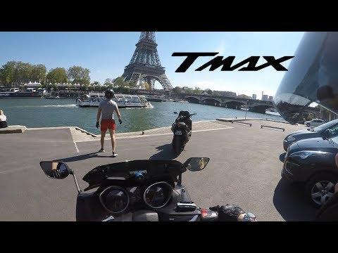 SON TMAX 530 DX ARRACHE : FULL MALOSSI