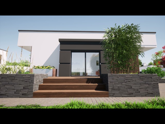 Архитектурная визуализация VILLA ASIA