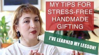 Handmade Christmas Gifts: 7 Tips To Get You Through!   Handmade Christmas