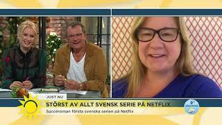 Svensk Deckare Blir Netflixserie - Nyhetsmorgon (TV4)