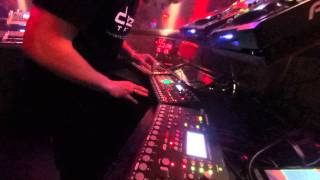 preview picture of video 'Monochord Live @ Elektron Night , Kiste Baden 19.09.2014 Part1'