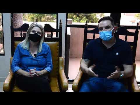 Liberato Salzano diminui o número de contaminados pelo Covid