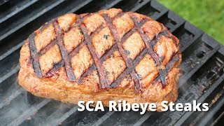 SCA Ribeye Steaks | How to cook a Ribeye Steak for Steak Contests