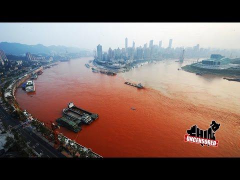 20 tekenen dat de milieuvervuiling in China gestegen is tot ongekende hoogte! (05.04)