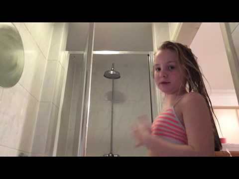 Ice shower challenge