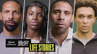 Black History Month | Alexander-Arnold, the Ferdinand brothers and Eni Aluko share their stories