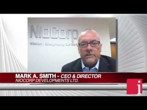 Mark Smith on how big the role of NioCorp is in the global s ... Thumbnail