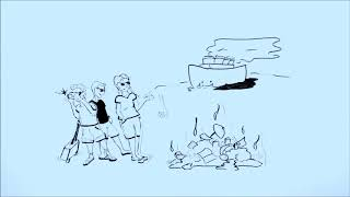 Aktionsvideo für die Rettung von Puka Shell Beach