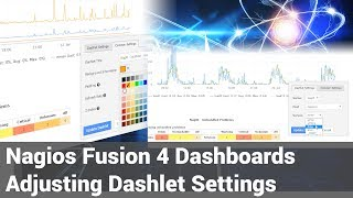 Adjusting Dashlet Settings - Fusion