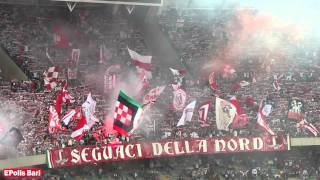 preview picture of video 'Inno del Bari cantato dalla Curva Nord - EPolis Bari'