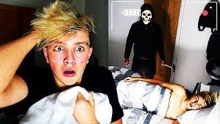 Someone Broke Into My House & I had No Idea... (security footage)