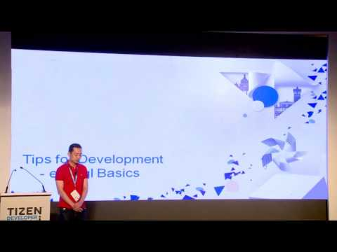 TDS 2015 - Breakthrough Games with Tizen
