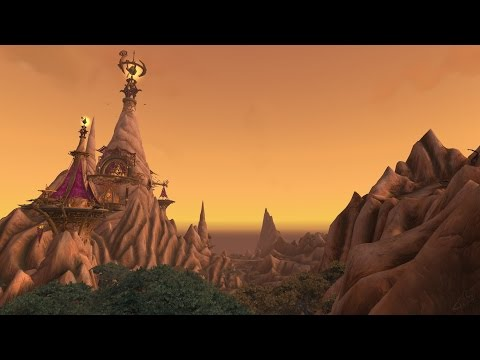 The Story of Spires of Arak - Warlords of Draenor
