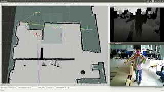 Gesture-Based Object Localization for Robot Applications in Intelligent Environments