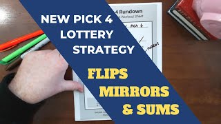 Secret Lottery Strategy To Win Pick 4 - March 2019 - Lottery
