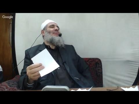 مجلس الفتوى للشيخ مشهور حسن الجمعة 4 ربيع الآخر 1439هـ