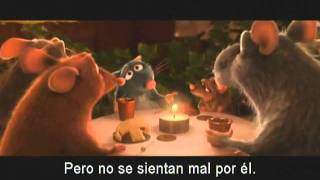 Final Ratatouille - Subtitulado