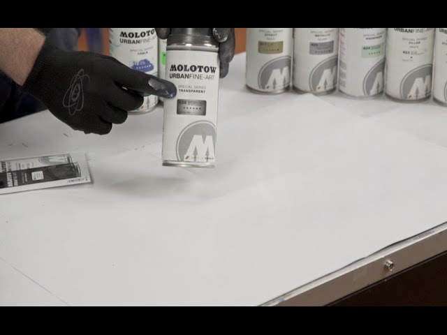 MOLOTOW™ PRODUCT SESSION #21