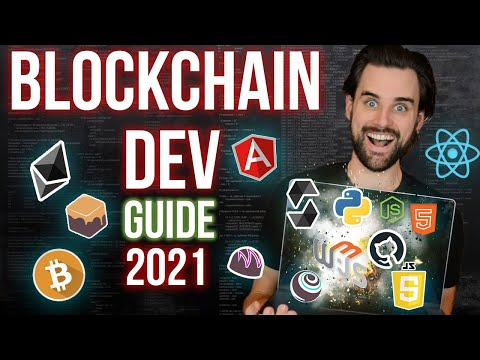 How to become a blockchain developer in 2021