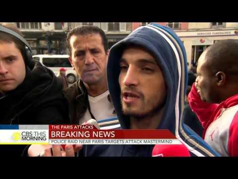 Police Raid Brings Gunfire, Explosions To Paris Suburb