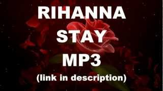 RIHANNA STAY MP3