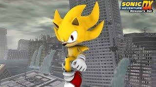 Sonic Adventure DX (PC) [4K]   Super Sonic's Story