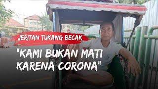 Curhatan Tukang Becak di Bogor: Sehari Dapat Rp10 Ribu, Jual Barang di Rumah untuk Penuhi Kebutuhan
