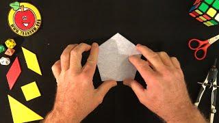 Folded Pentagon
