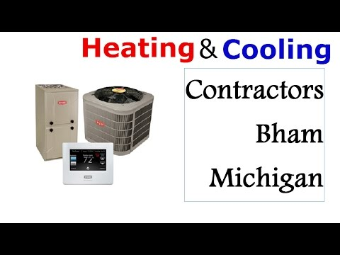 Heating And Cooling Contractors Bham Michigan - (248)236-5101