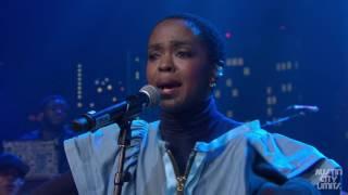 Ms <b>Lauryn Hill</b> On Austin City Limits Ready Or Not