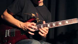 """Video """"Eidetic Imagery"""" - Guitar Playthrough"""